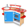 Melissa & Doug's Wooden Kitchen Food