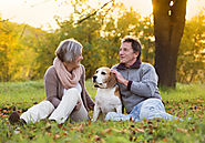 How Pets Could Ease Elderly Depression
