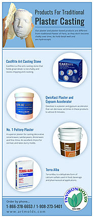 Why is CastRite better than plaster of Paris?