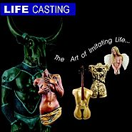 Bizarre Characters Come To Life With Life Casting