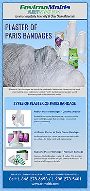 Plaster Bandages – A Handy Product