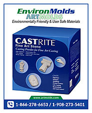 Casting is Best with CastRite Plaster