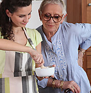 Home Helper at Helping Hands At Home Senior Care in Illinois
