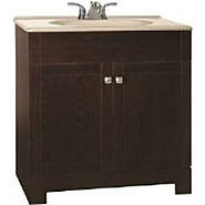 Portable Sink Model: PSE-011W | Wood Cabinet Portable sink