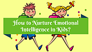 How to Nurture Emotional Intelligence in Kids? - Medy Life