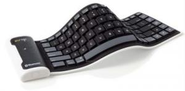Buy Bluetooth + Usb Flexible KeyBoard PC ipad Mobile at Shopper52