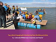 Top 5 Most Engaging and Entertaining Team Building activities