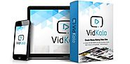Vidkala Review: Builds Money-Making Video Sites in Under 60 Seconds - FlashreviewZ.com