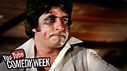 Amitabh Bachchan Talking to Mirror - Amar Akbar Anthony