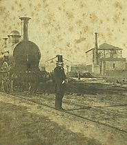 Australia and the Industrial Revolution – Impact of the first railways
