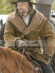 Hell On Wheels Cullen Bohannon Leather