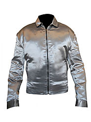 Kurt Russell Death Proof Silver Jacke
