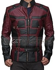 MACHO MATT MURDOCK DAREDEVIL JACKET