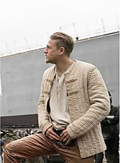 Stylish King Arthur Movie Legend Of The Sword Jacket Are Available