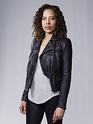 Cypress Leather Jacket