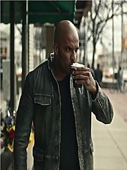 Gods Ricky Whittle Leather Jacket