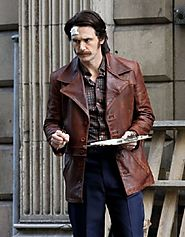 Get The Most Desirable James Franco The Deuce Leather Jacket At Affordable Rates