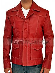 Are You Craving For Cool Brad Pitt Fight Club Jacket?