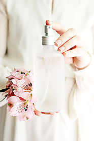 Make a Fresh Flower Petal Perfume for Mother's Day | Hello Glow