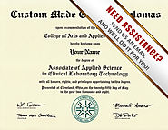 Get Your Fake Associate Degree Online To Start Career!