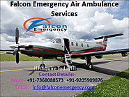 Quick Medical Relief by Air Ambulance Service in Aizawl