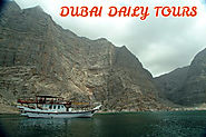 See the most wonderful Dubai excursions