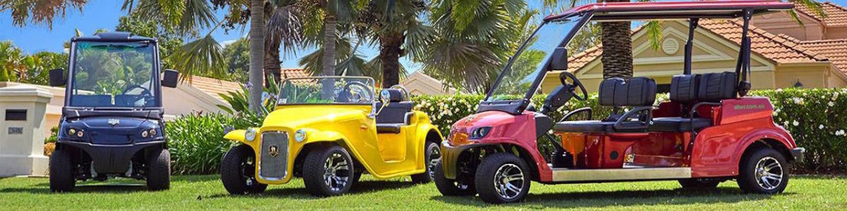 Headline for Have you seen these Five Unique Golf Carts For Sale in Australia?