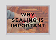 Stone Tech. - Why Sealing is Important