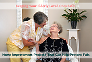 Keeping Your Elderly Loved Ones Safe: Home Improvement Projects That Can Help Prevent Falls