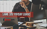 Same Day Payday Loans- Get Fast Loan Sanctioned for Unpredicted Expenses