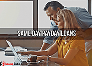 Same Day Payday Loans- Get Cash Approval to Handle Emergencies on Time
