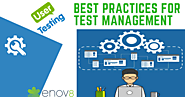 Enov8: Best Practices for Test Management