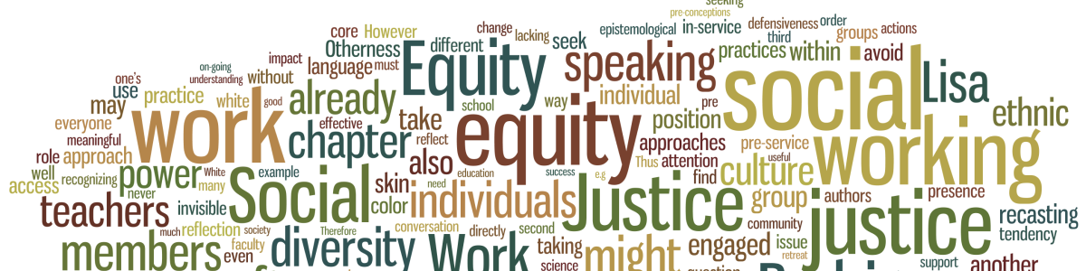 Headline for Science Educators for Equity, Diversity, and Social Justice Book List