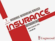 Insurance Back Office Services by Cogneesol
