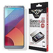 LG G6 Screen Protector, Qoosan LG G6 Tempered Glass Screen Protector [Scratch Proof] [High Definition] Tempered Glass...