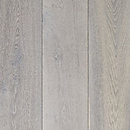 Pale Grey Handcrafted Timber Flooring