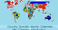Islamic Calendar: Country Specific Islamic Calendar - Hijri Calendar Introduction