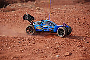 Gas Powered RC Cars - Big Fun in a Small Package