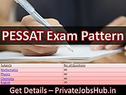 PESSAT Exam Pattern 2018 Check Complete Written Exam Format, Structure