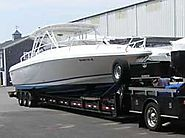 Yacht transportation service | Yacht transportation company | Boat Transport Pros