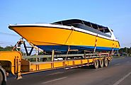 Best Small Boat Transportation Service In Florida