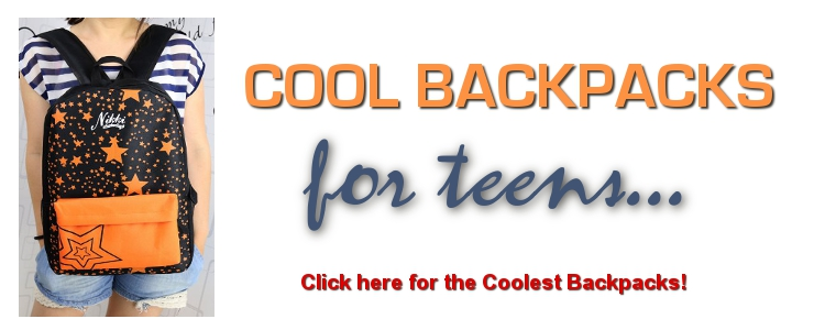 Headline for Cool Backpacks for Teens