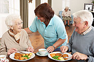 Helping Senior Adults Prepare Healthy and Wholesome Meals at Home