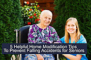 5 Helpful Home Modification Tips to Prevent Falling Accidents for Seniors