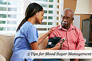 5 Tips for Blood Sugar Management