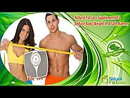 Natural Fat Loss Supplements To Reduce Body Weight In A Safe Manner
