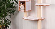 Wall Mounted Kerbl Dolomit Pro Cat Tree