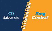 Salesmate CRM Integrates with RingCentral for Single Click Calling