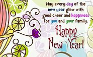 Happy New Year Sayings 2018 - Happy New Year Saying, Wishes, Messages, Greetings 2018