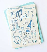 Happy New Year Cards 2018 - Top 5 Happy New Year Greeting Card Ideas 2018